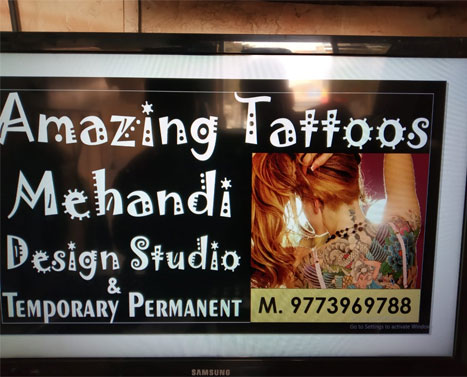 tattoo and mehndi design studio gurgaon
