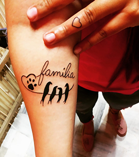best tatoo parlour & studio in gurgaon