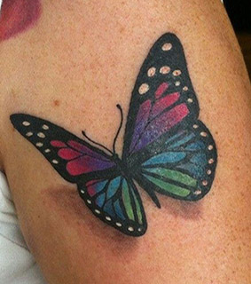 watercolor tattoo artist in gurgaon